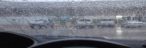 Je auto wassen terwijl het regent? Zeker doen!