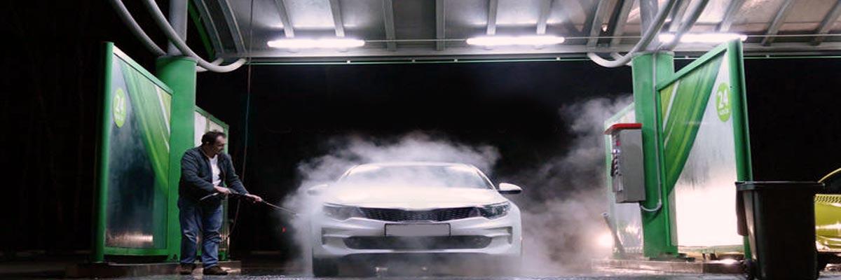 Tips voor het wassen van je auto in een wasbox